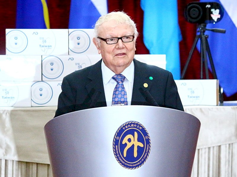 外交部:尼加拉瓜駐台大使正常輪調 兩國邦誼未受影響