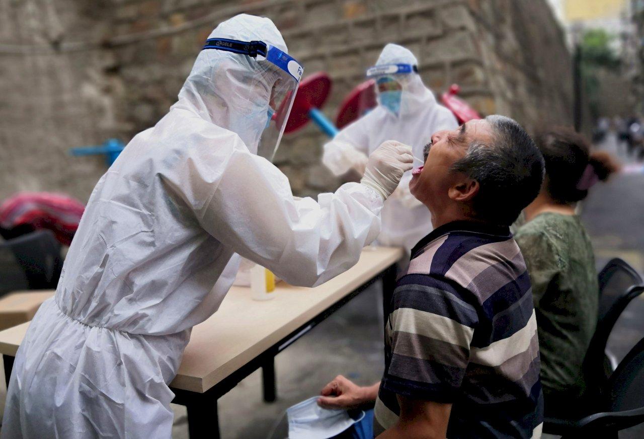 新疆喀什新增1例無症狀感染 當地政府如臨大敵