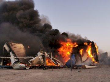 巴基斯坦-阿富汗邊界衝突射砲彈 至少15死80傷