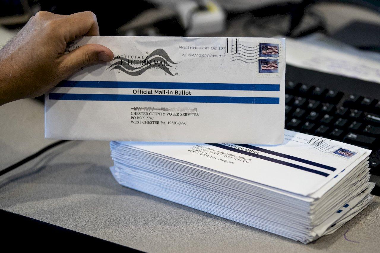 美郵寄選票大量飆升 計票可能出錯嗎?