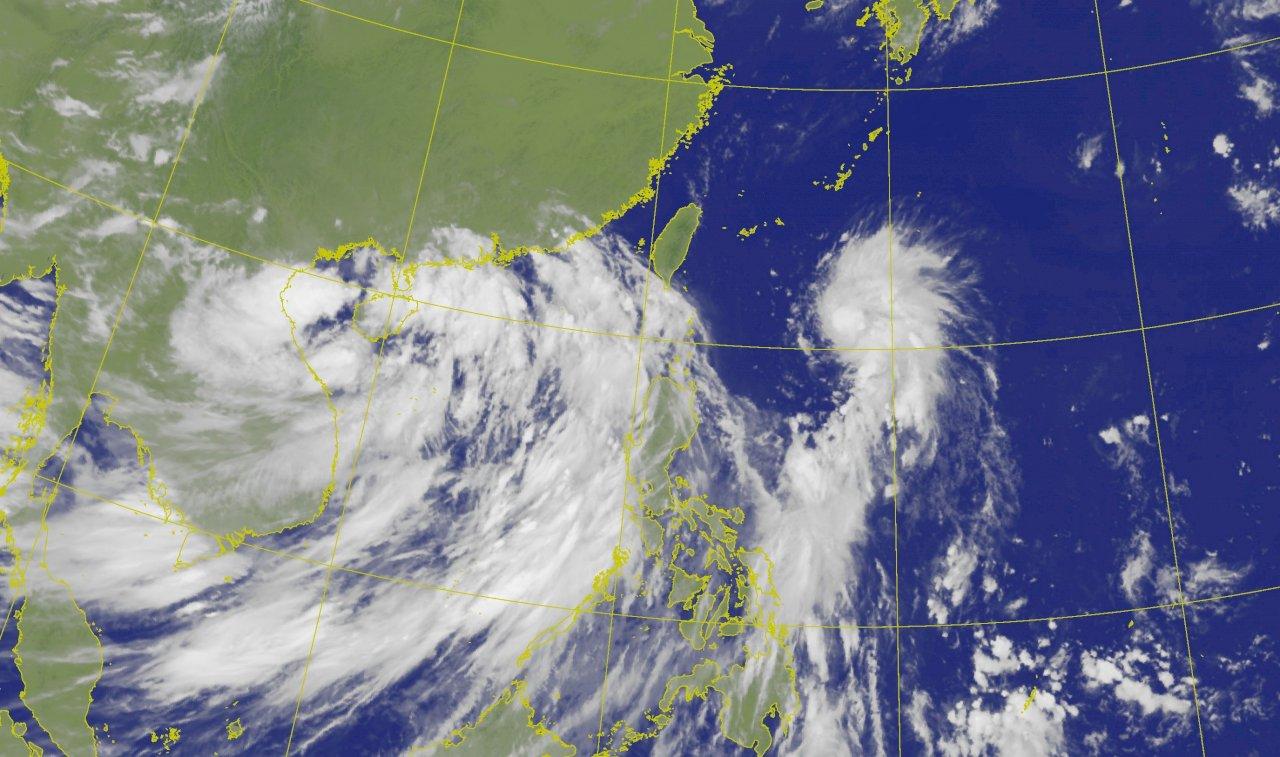 菲律賓海面熱低壓恐成颱風 2日可能發海警