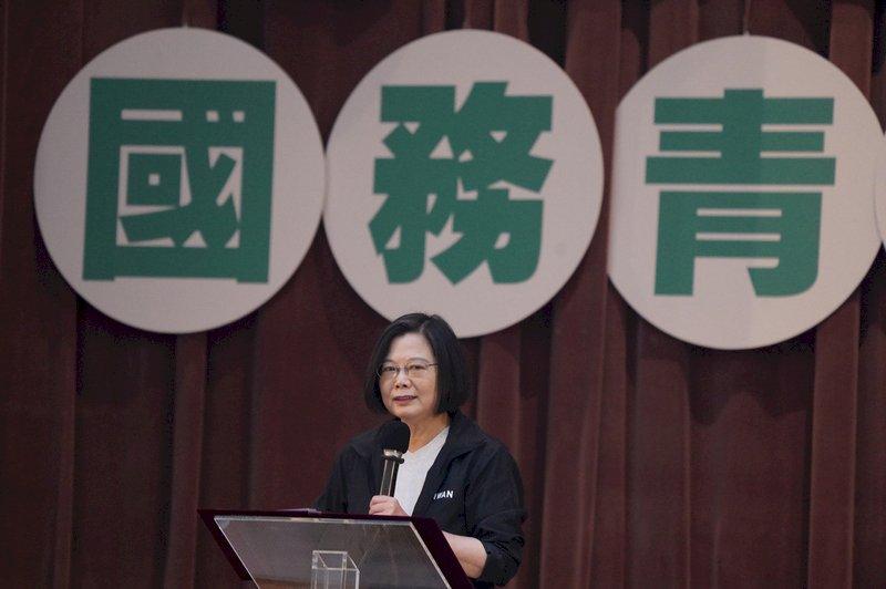 民進黨推研習班培養接班「國務青」 邀小英當講師授課