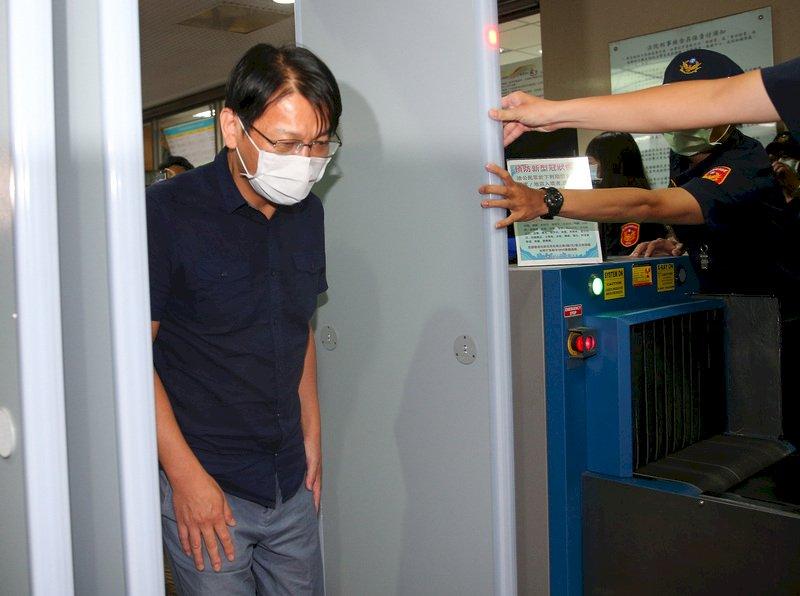 前黨主席徐永明遭起訴 時力:遺憾並加速推動制度性改革