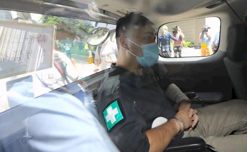 香港首宗國安法宣判 唐英傑煽動分裂國家和恐怖活動罪成立