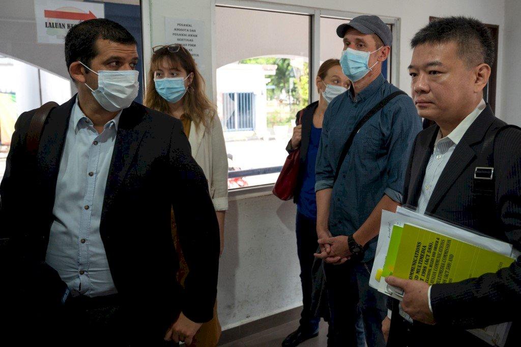 紀錄片觸怒當局 半島電視台吉隆坡辦公室遭搜索