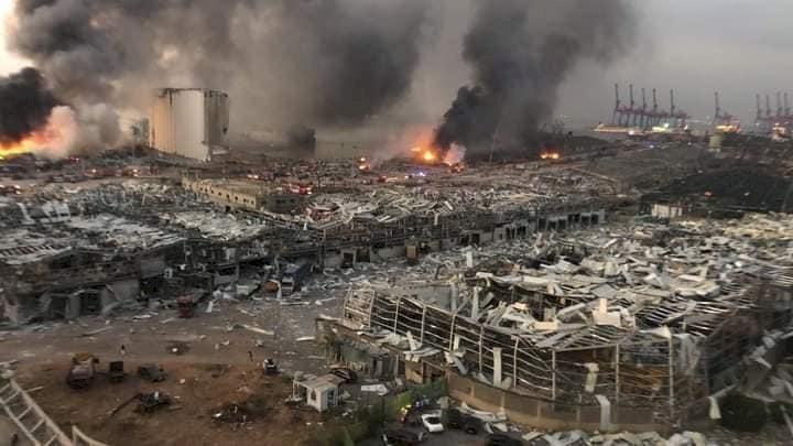大爆炸只是火上加油 黎巴嫩政經危機非一日之寒