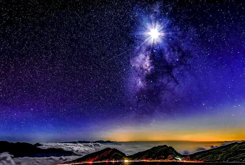 暗空在臺灣系列:讓天空不再陌生,打開暗空之眼的感受