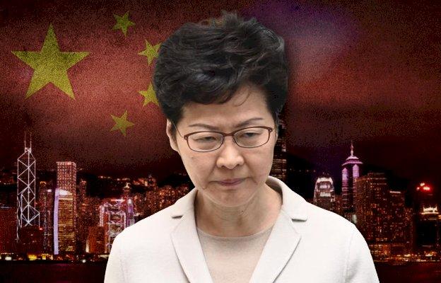 遭美制裁後 林鄭月娥首透露:信用卡不能用有點不方便