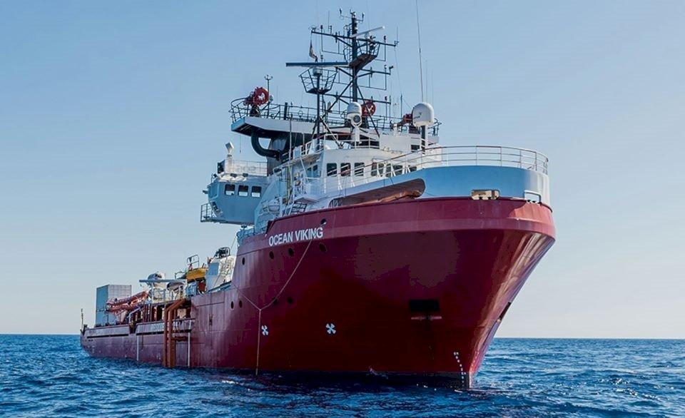 慈善團體恢復行動 拯救地中海移民