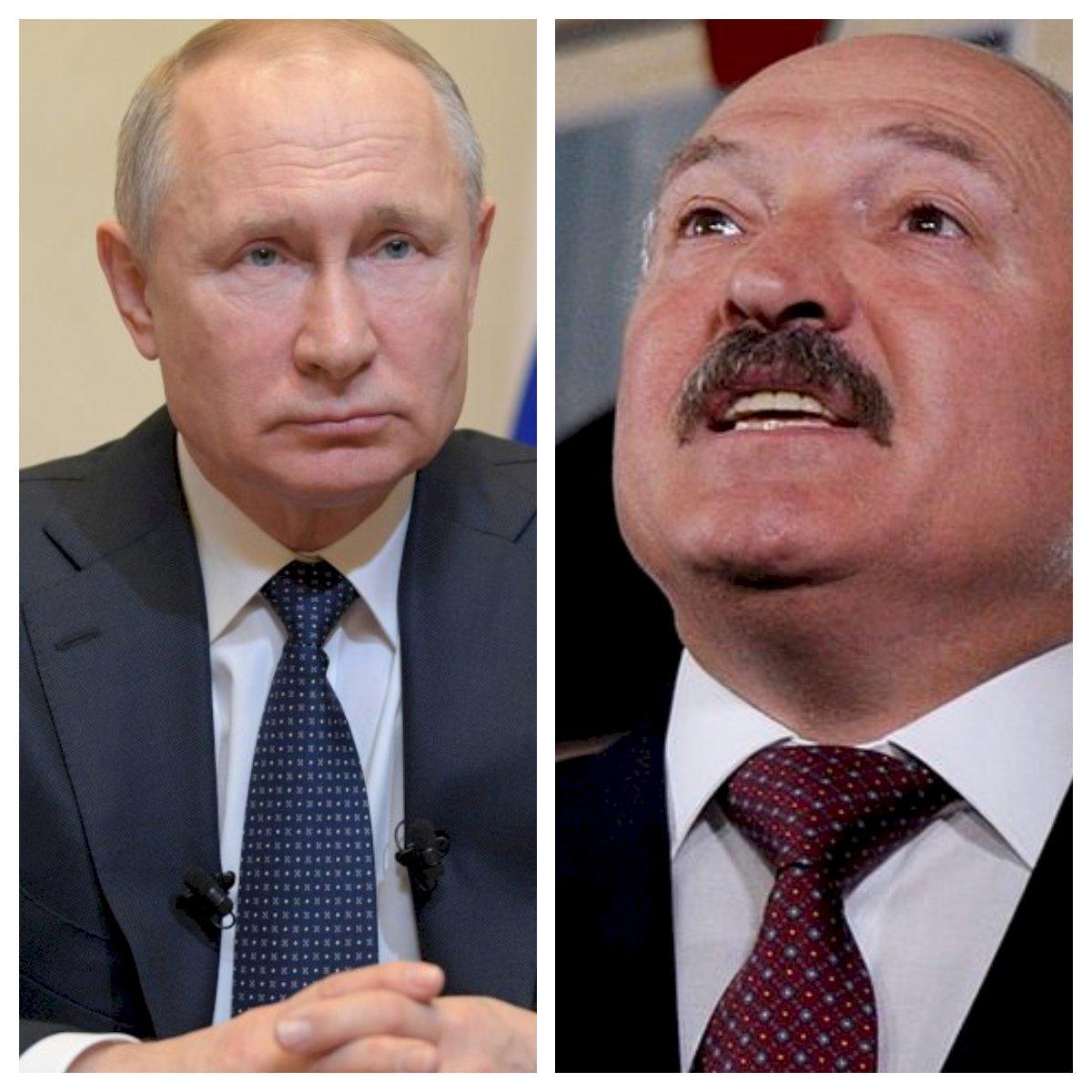 俄羅斯:蒲亭與魯卡申柯有信心解決白俄抗爭