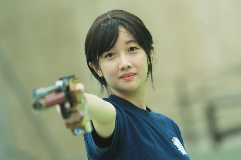 東奧女子10公尺空氣手槍  吳佳穎田家榛無緣決賽