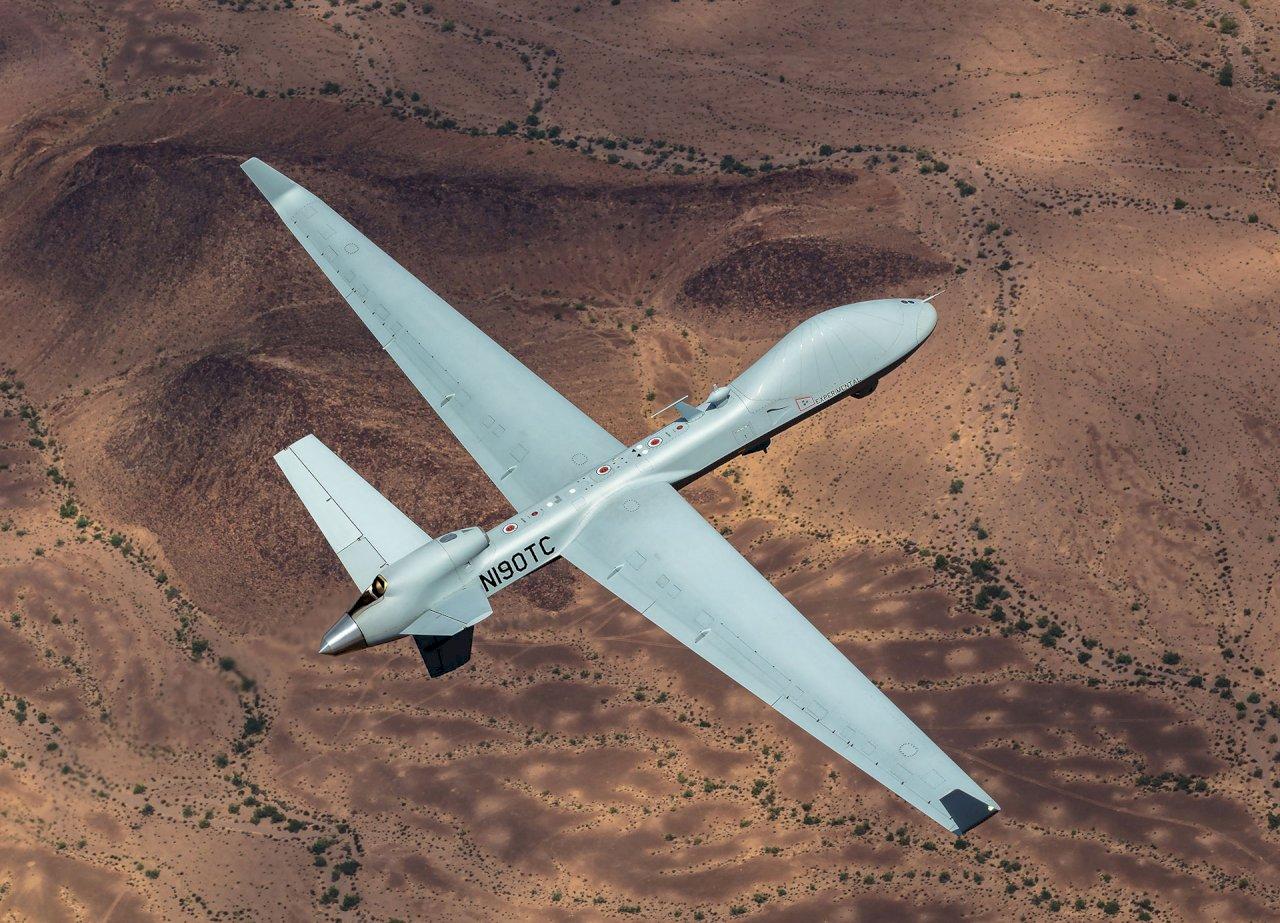 美售台MQ-9B無人機 府:將有效提升我全時段監偵能力