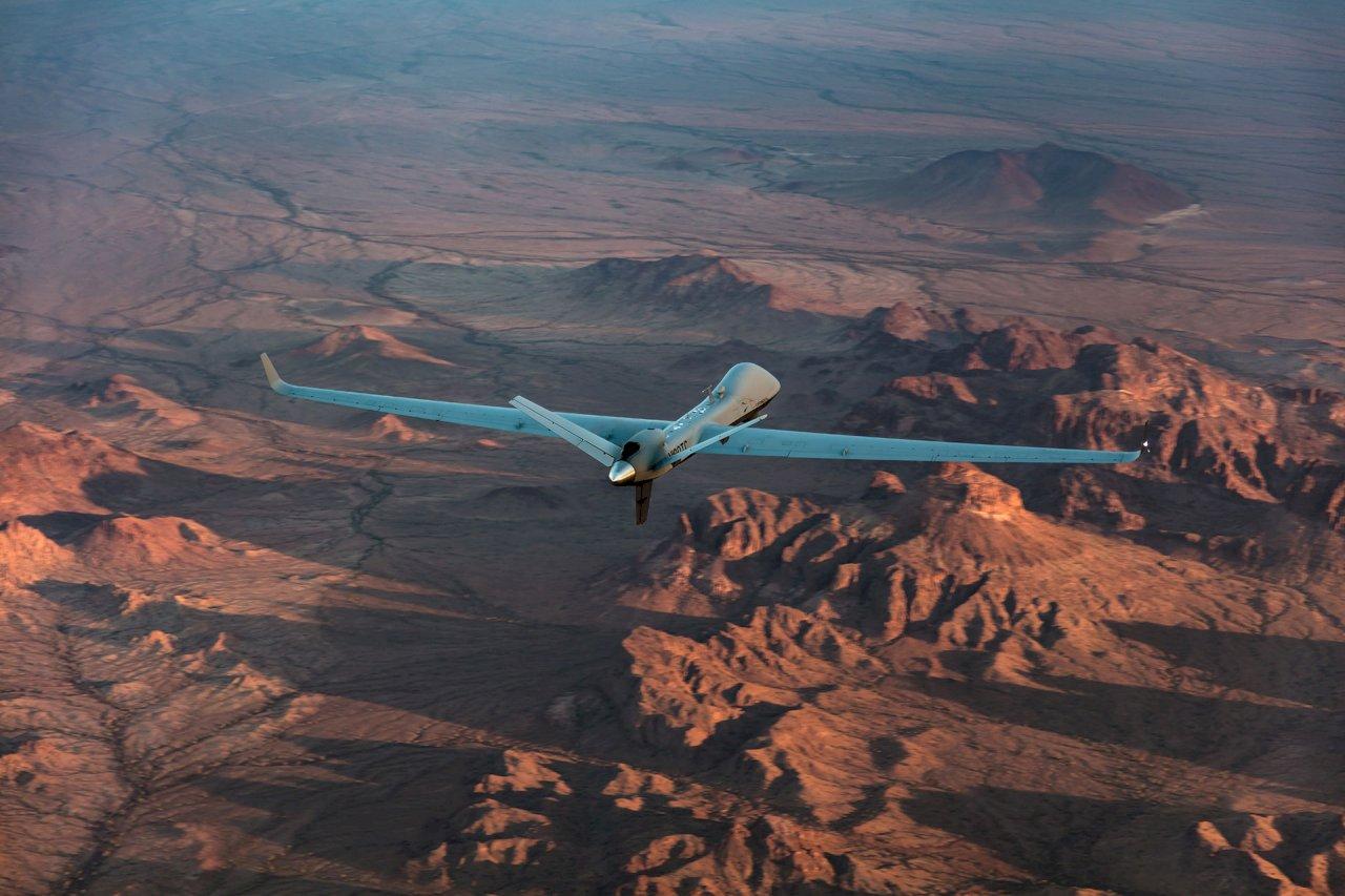 美售台無人機 外交部感謝履行對台安全承諾