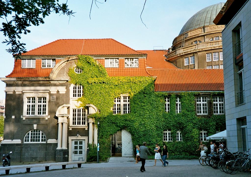 缺乏學術自由 德國漢堡大學終止與孔子學院合作