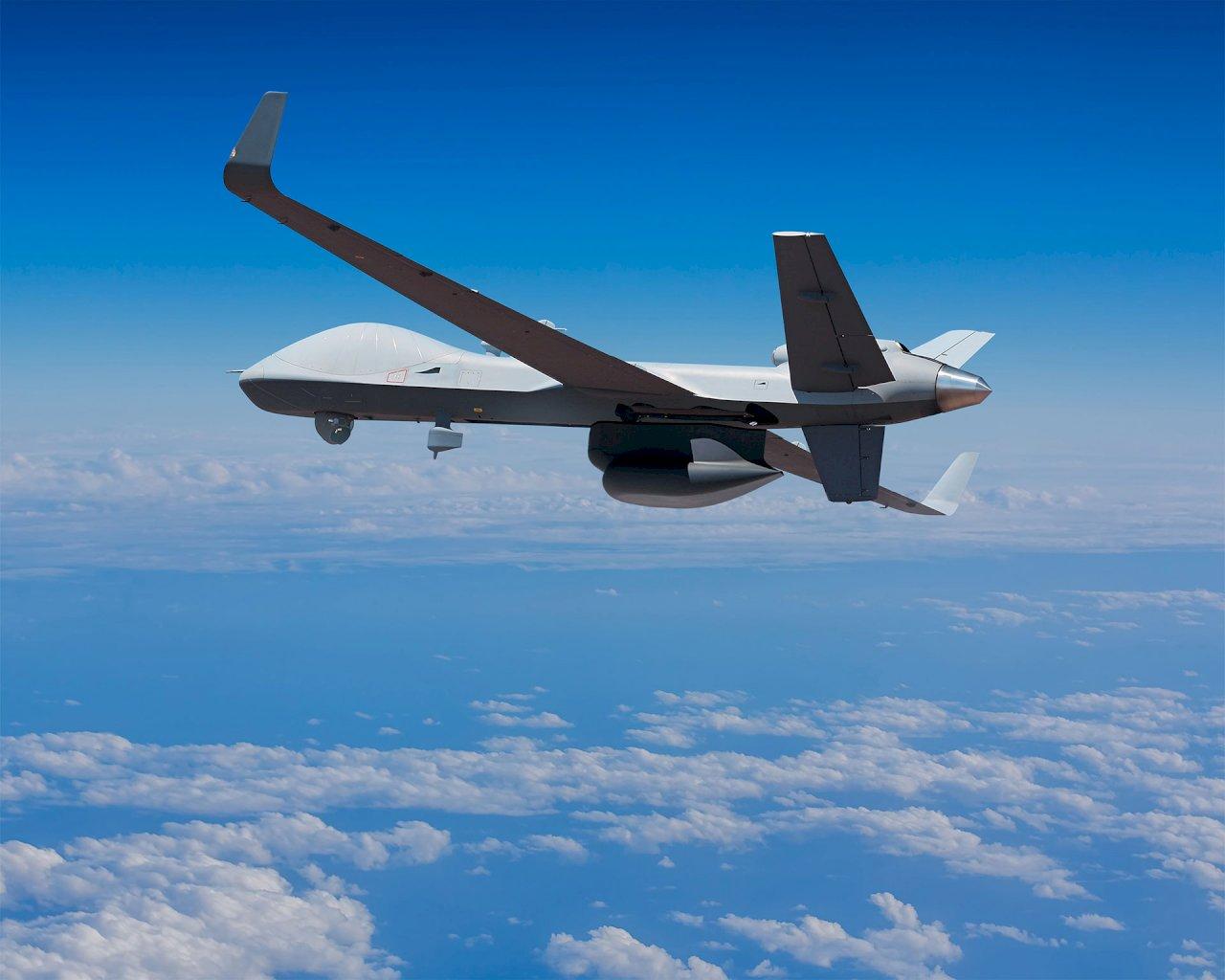 面對中國威脅 日本擬用大型無人機加強海巡