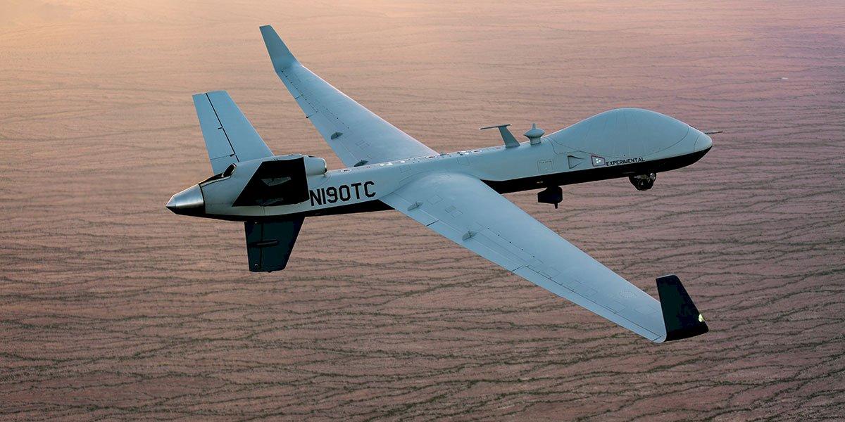 美國務院正式通知國會 售台灣無人機