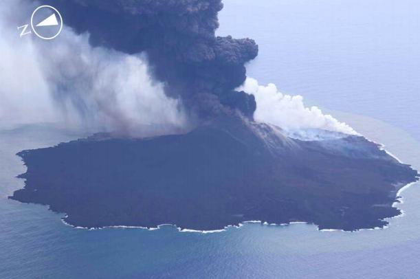 火山灰影響減緩 環署解除境外空污提醒