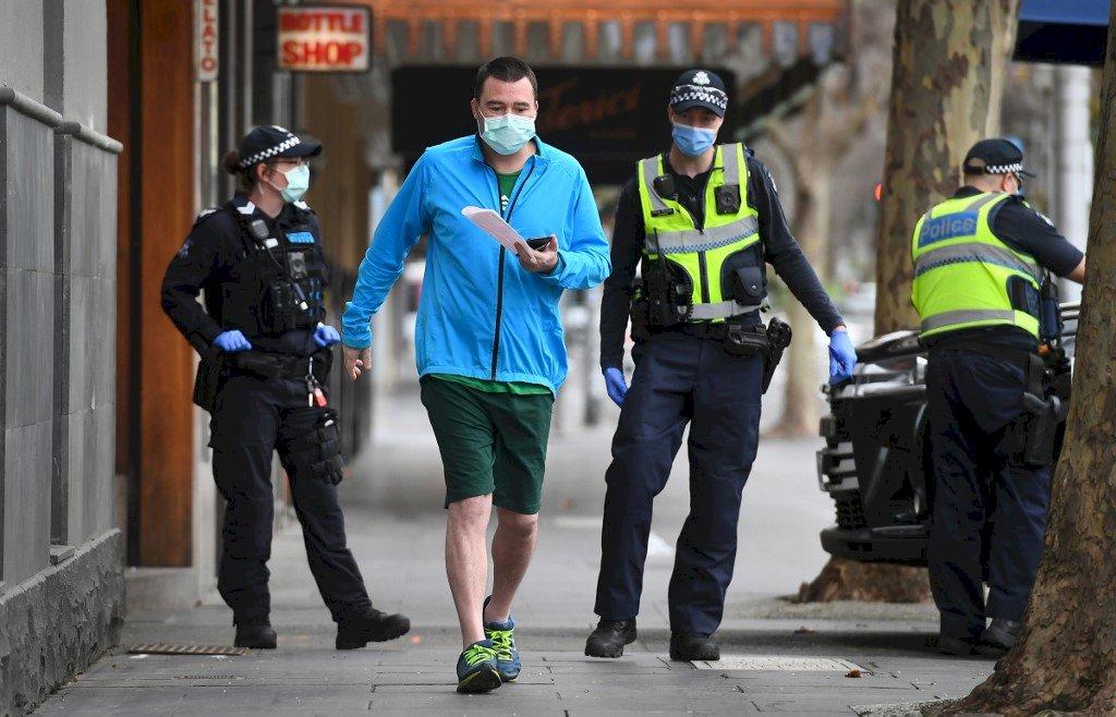 澳洲兩大城市準備解封 雪梨疫情仍不樂觀