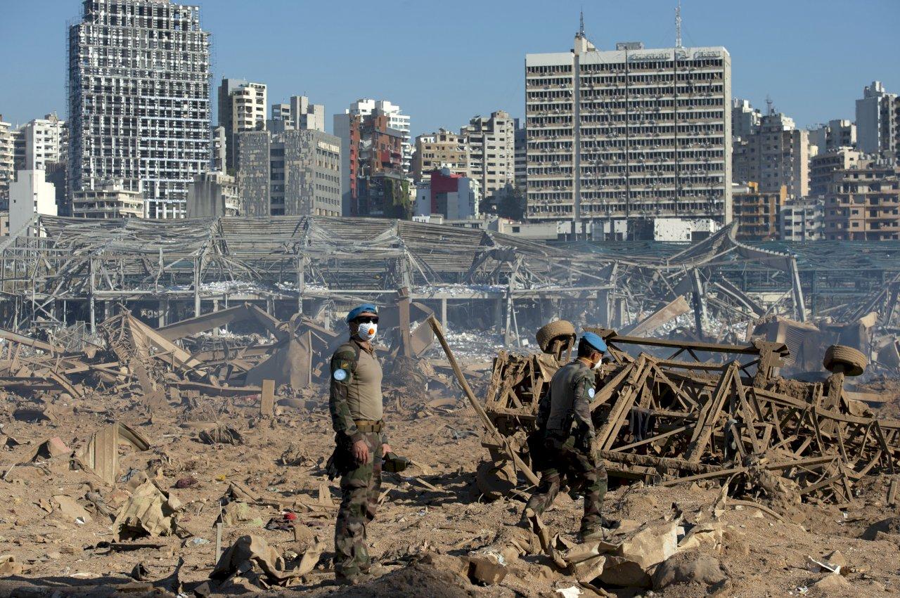 聯合國:貝魯特大爆炸一年後 兒童仍有心理困擾