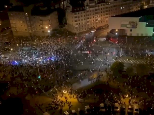白俄選後衝突3千示威民眾被捕 波蘭要求歐盟開緊急峰會