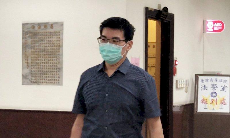 台開案判刑3年8月定讞  扁女婿趙建銘將入監