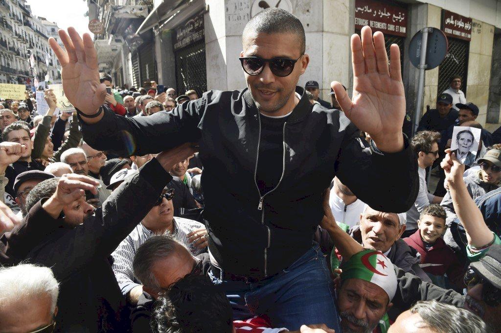 北非新聞自由蒙塵 籲營救阿爾及利亞記者