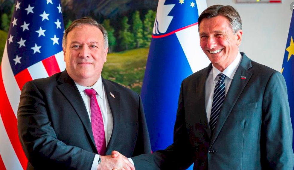 華為再失一國 斯洛維尼亞也要排除中國
