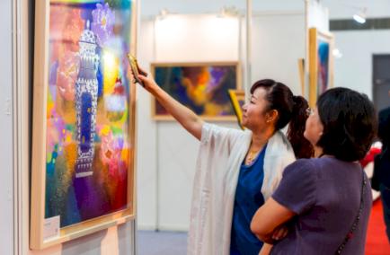 打破藝術展會框架  高雄「新創生活展」一次滿足感官享受