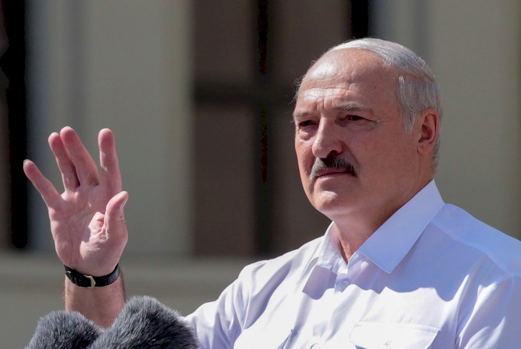 流亡人士烏克蘭遇害 白俄羅斯強人領袖否認涉入