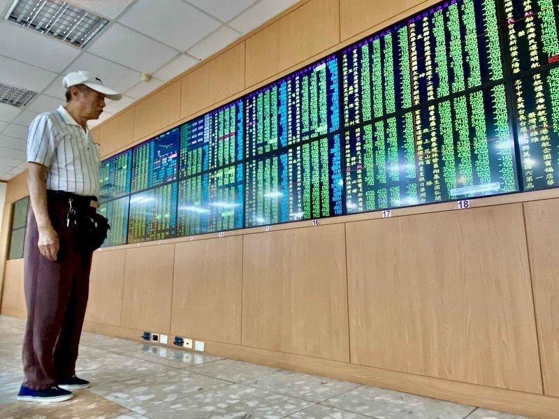 華為風暴延燒股災再現亞股全趴 台股重挫逾400點