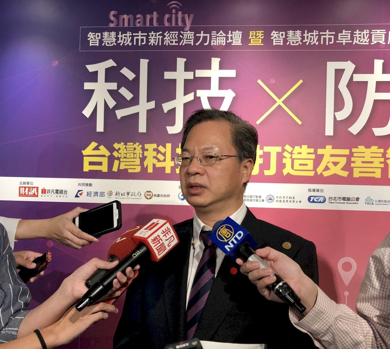 華為禁令衝擊台廠 龔明鑫評估只是短期影響