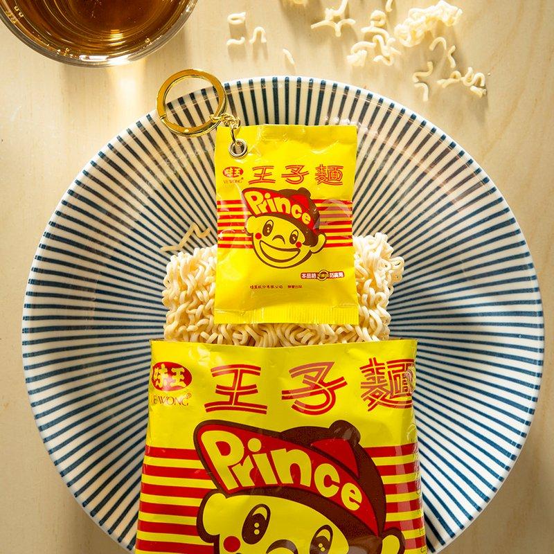 全球第一包乾吃泡麵-王子麵
