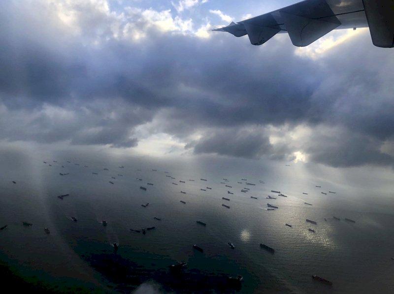 中國抽砂船越界馬祖盜採! 路透:對台新型態戰爭