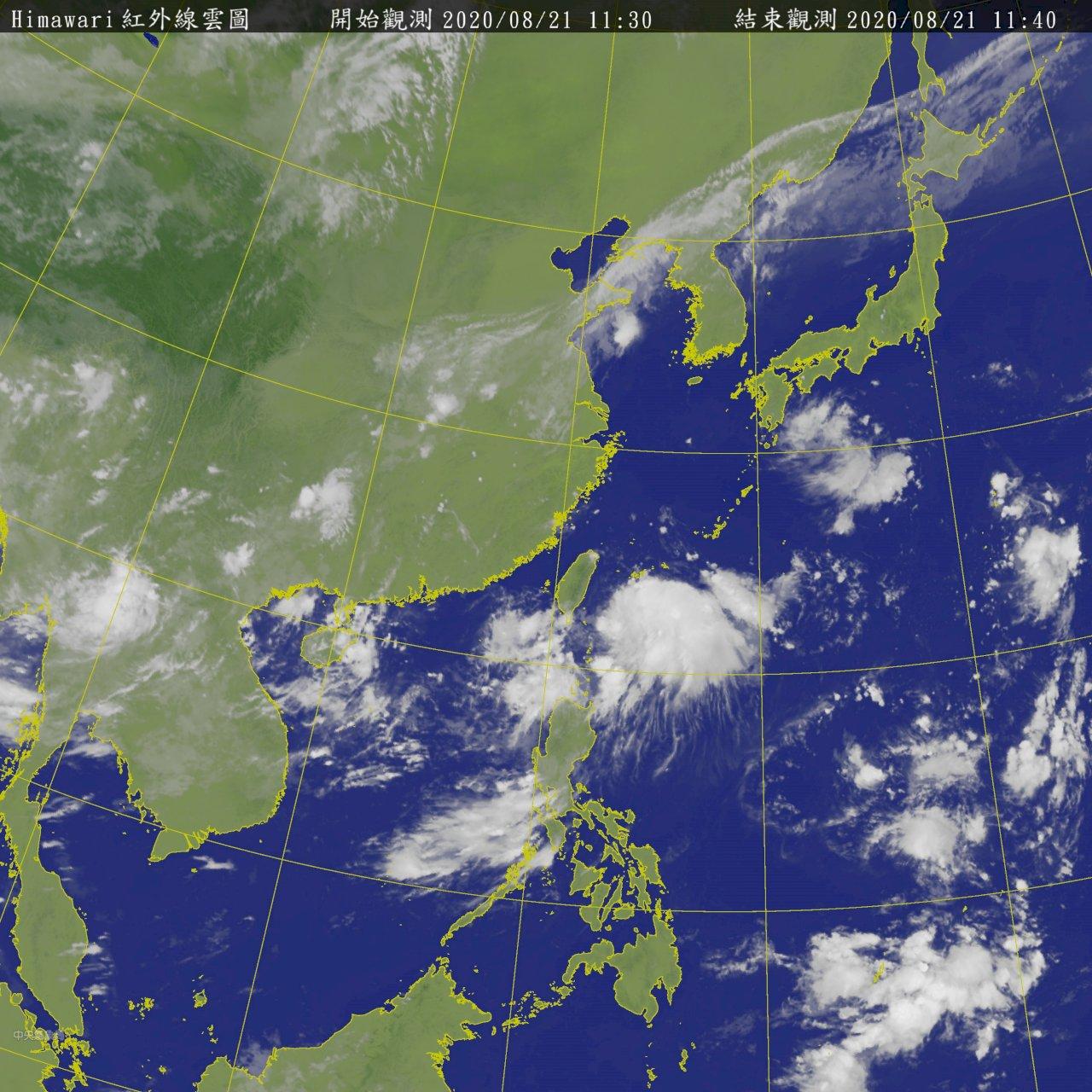 第8號颱風最快周末生成 北台灣留意短時強降雨
