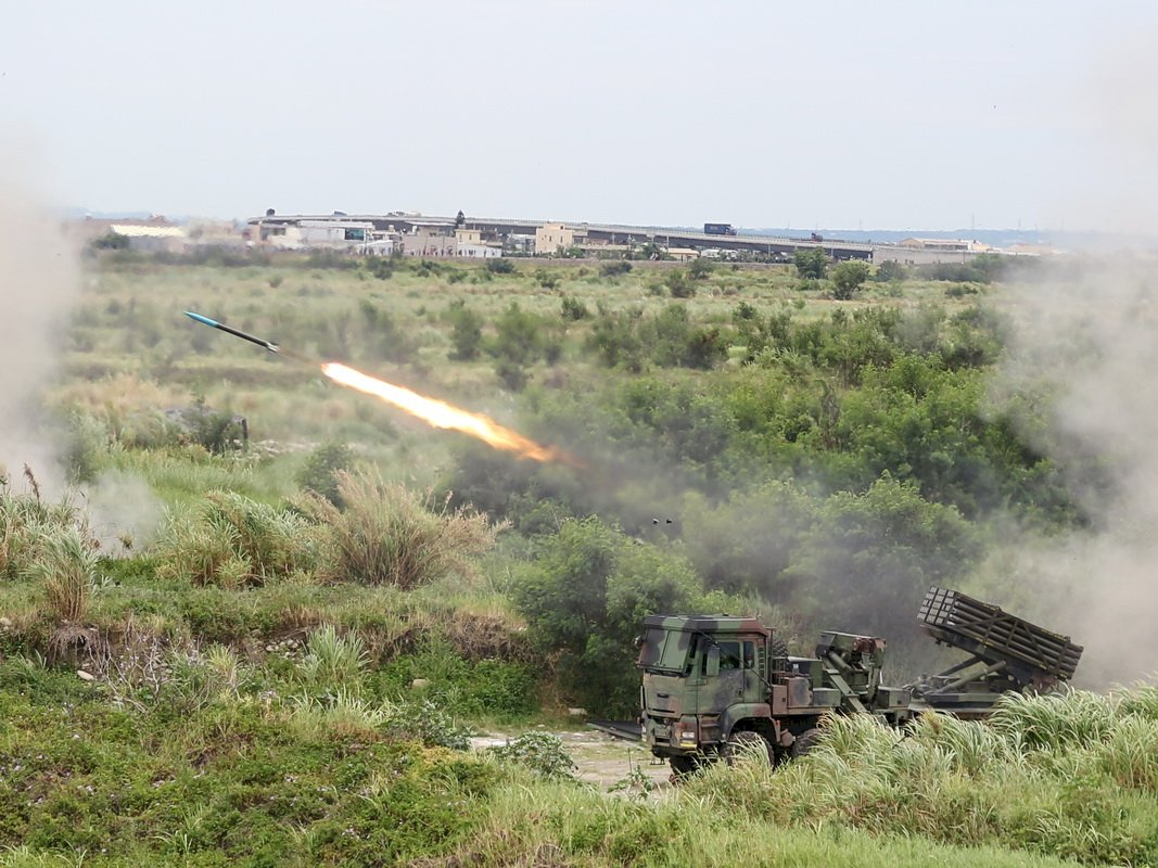 漢光兵推14日起演練5天 美軍因疫情未觀摩