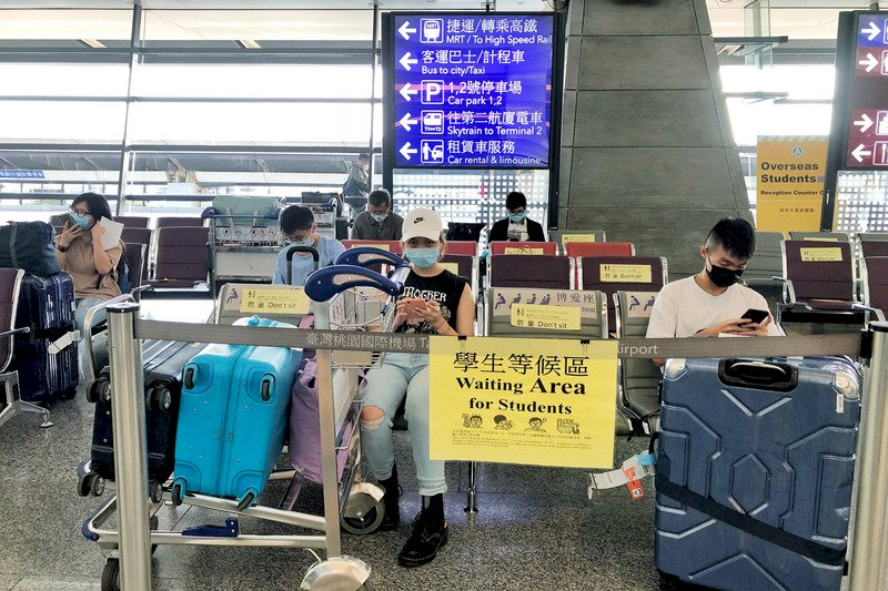 海外學生遙遙茫茫的來台求學路