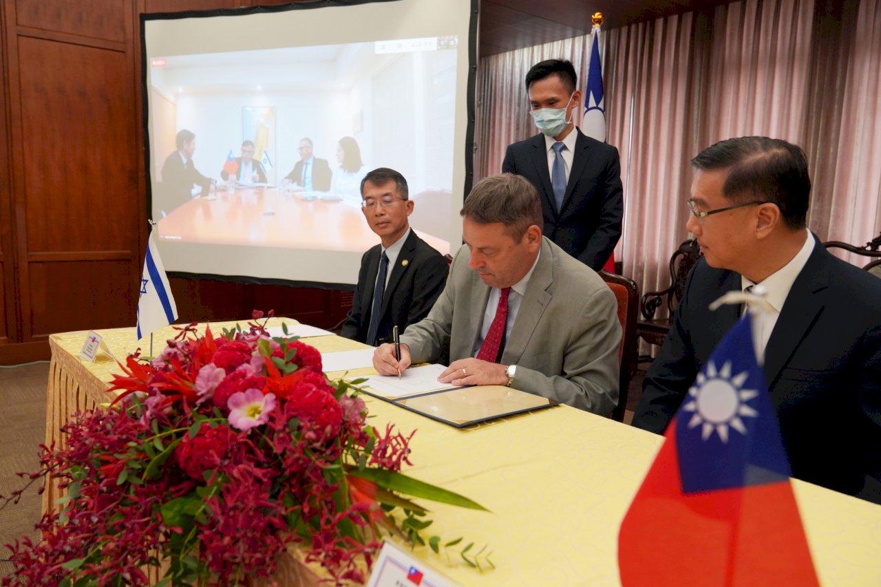 台灣以色列簽署駕照相互承認協定 亞非地區第7國