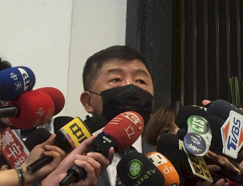 中國貨混充國家隊口罩 陳時中:未來擬採逐片標示