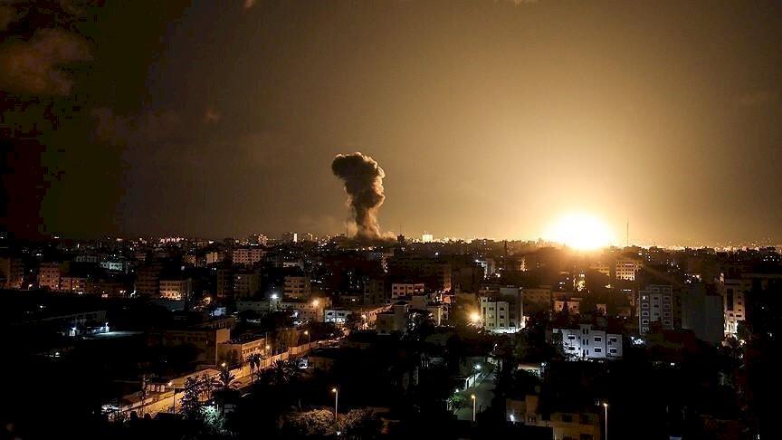 中東緊張升高 以色列空襲哈瑪斯與真主黨