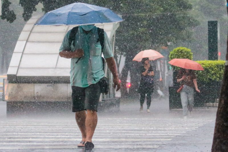 東南部大雨特報  專家:第一波梅雨鋒面有望5日報到