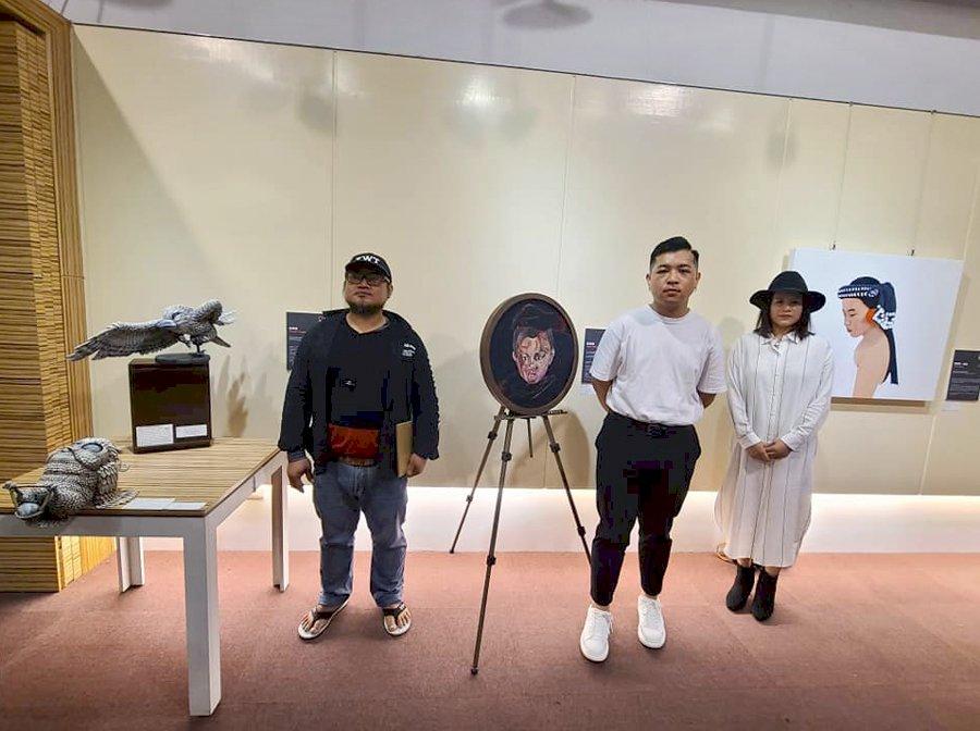 2020 ART TAIPEI首設原民新銳推薦特區 3藝術家入選 (影音)