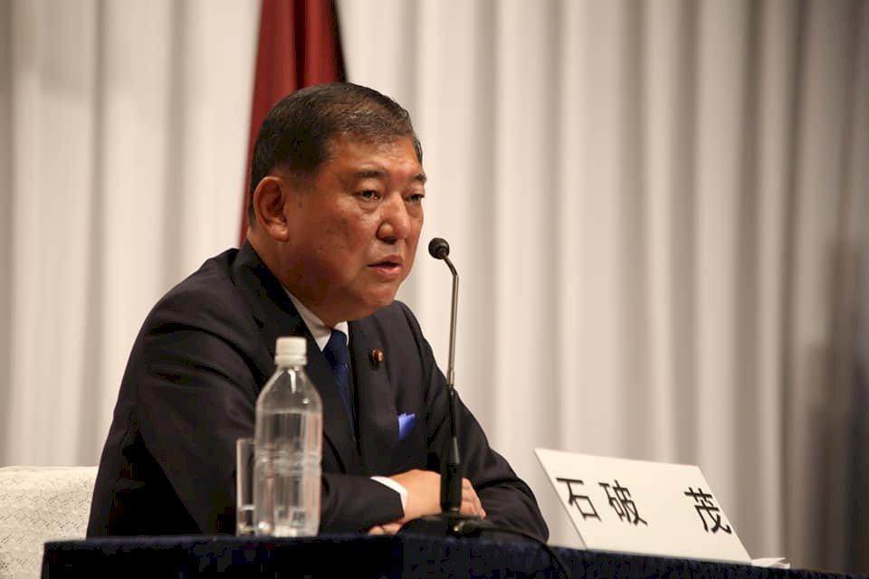 日本新首相可能人選 石破茂籲拉近與亞洲關係