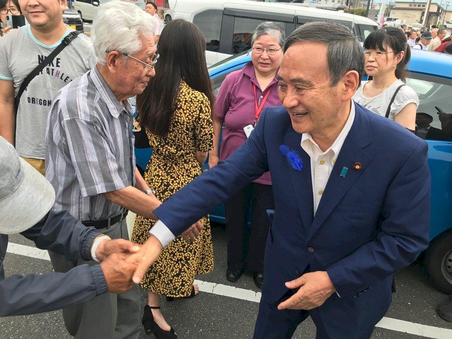 菅義偉訪越南 聚焦加強防務與經濟合作