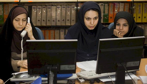 MeToo運動 助伊朗婦女打破長期沈默