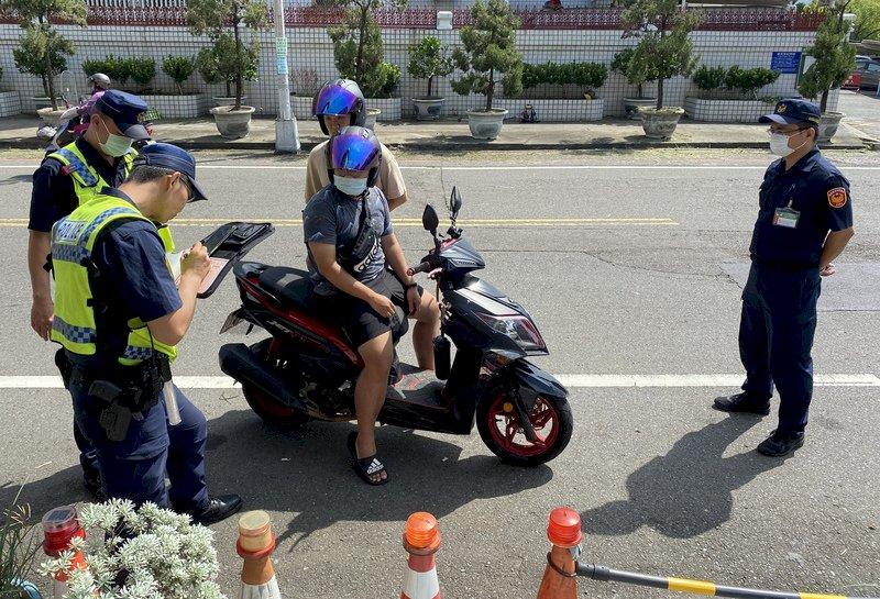 路安大執法首日違規逾萬件 警署:行人路權觀念待加強