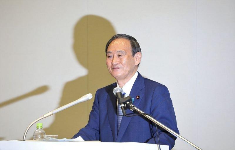 菅義偉承繼安倍外交路線 慎重面對習近平訪日