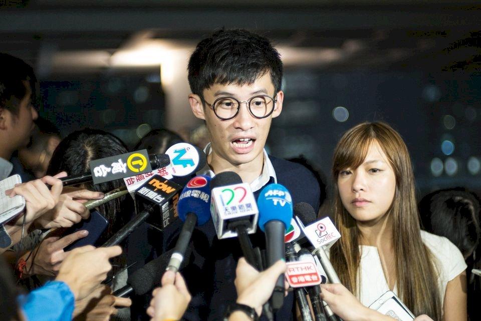 香港梁頌恆非法集結罪上訴被駁回 即時入獄