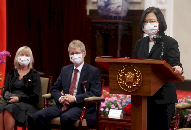 中國開始失去朋友! 捷克議長訪台效應 專家這麼說