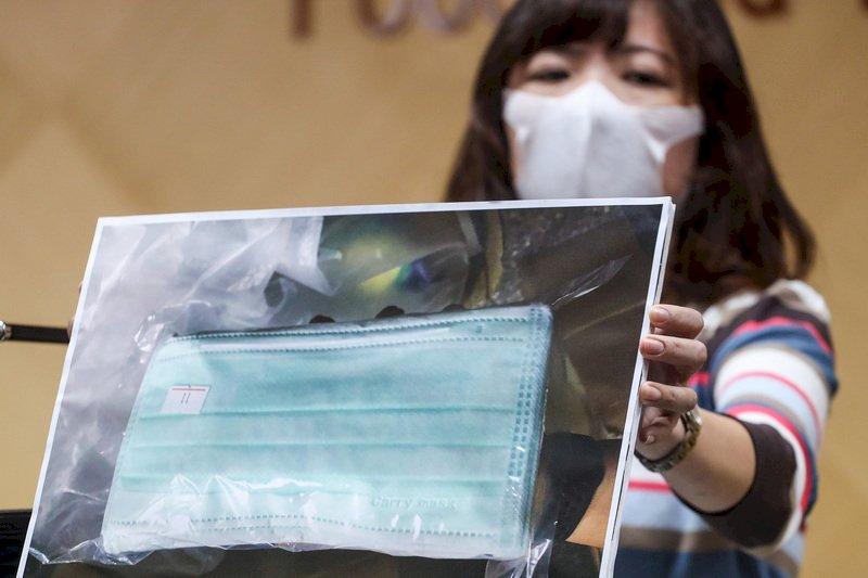 實名制口罩混入中國製 總統:查辦到底