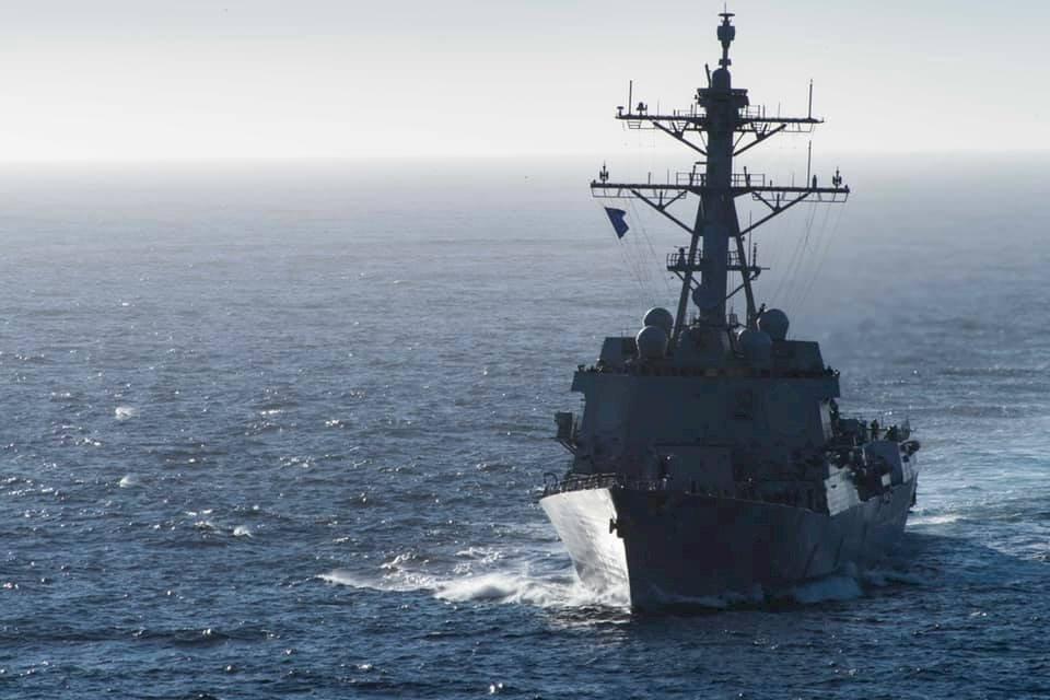 抗中強度再提升!美國防部擬在太平洋地區設常設特遣艦隊